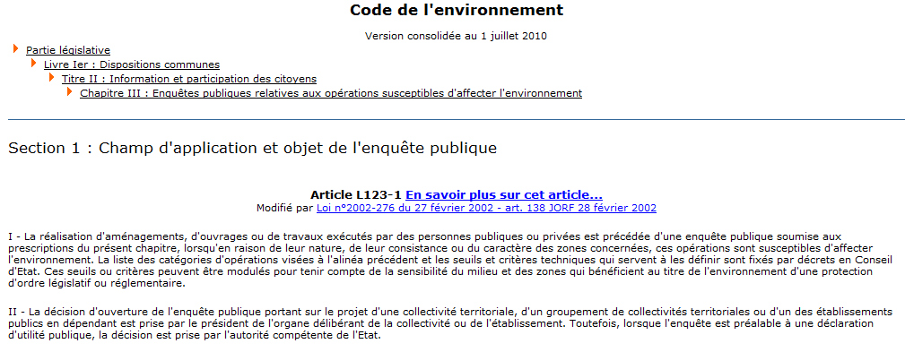 code du travail légifrance